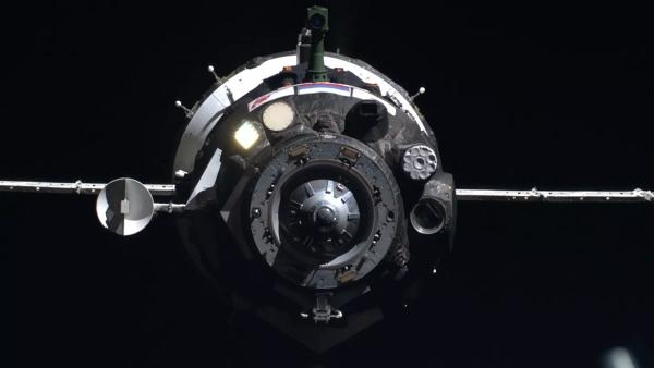 «Союз МС-17» вывели наорбиту