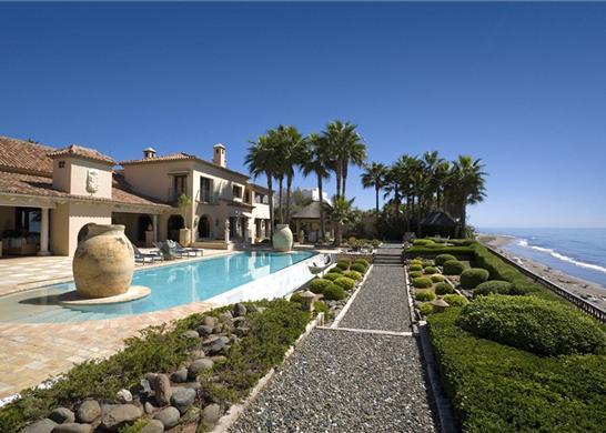 Недвижимость в испании побережье цены