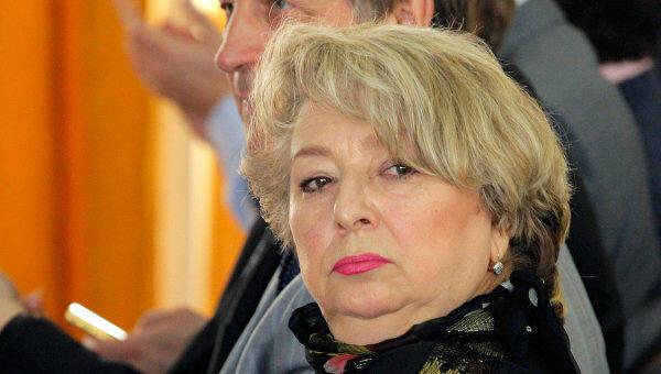 Тарасова ответила наобвинения фигуристки Грищук