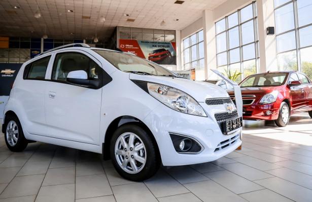 Вернувшиеся вРоссию бюджетные Chevrolet оказались ненужны покупателям