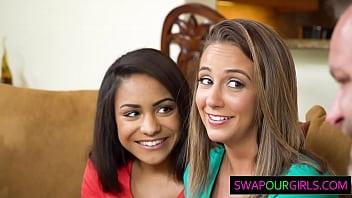 Asian lesbians skiny lips