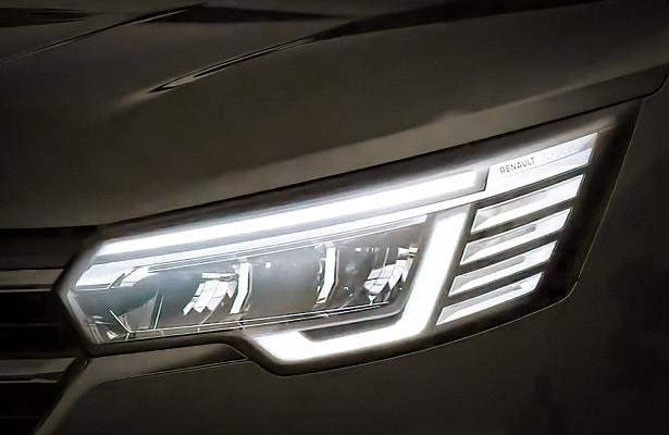 Renault анонсировала загадочную модель