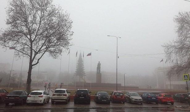 Туманы идожди: прогноз погоды вКрыму напятницу