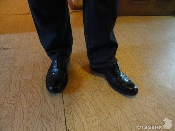 Туфли под брюки мужские