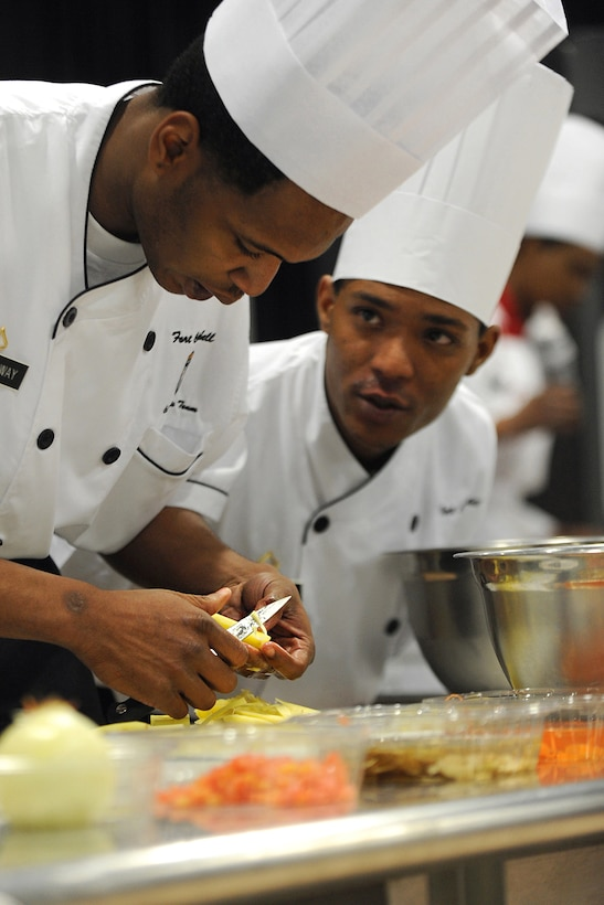 Becoming a chef essay
