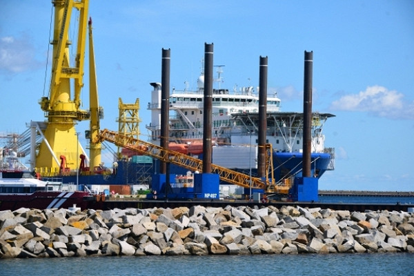 Nord Stream 2непредставил датскому регулятору график работ погазопроводу