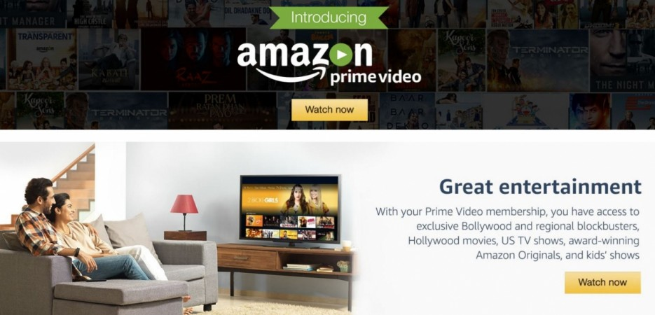 Buy a DVD on Amazon; Start Watching the Movie in Minutes