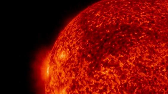Когда солнце самое сильное