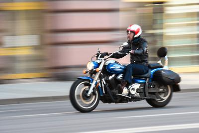 ВМоскве стало меньше ДТПсучастием мотоциклов