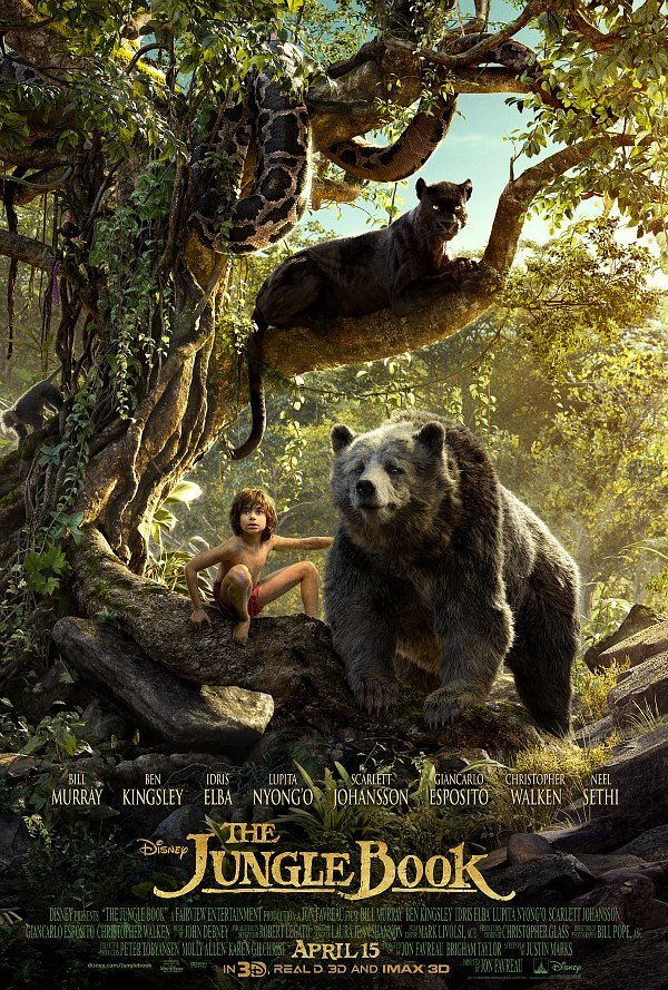 HD The Jungle Book () Watch Online - Full Movie Free