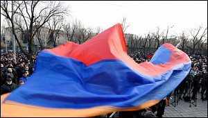 ВЕреване протестующие собрались уадминистрации президента