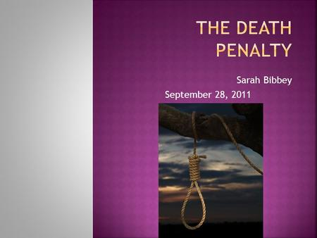 Capital punishment definition and meaning - Collins