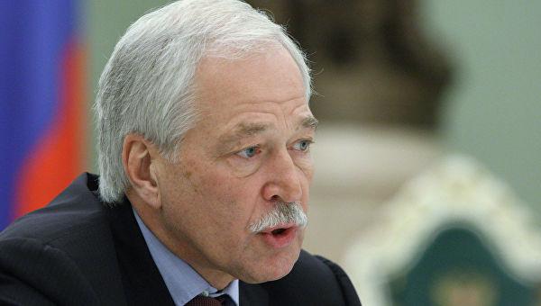 Грызлов: Россия поддерживает план Медведчука