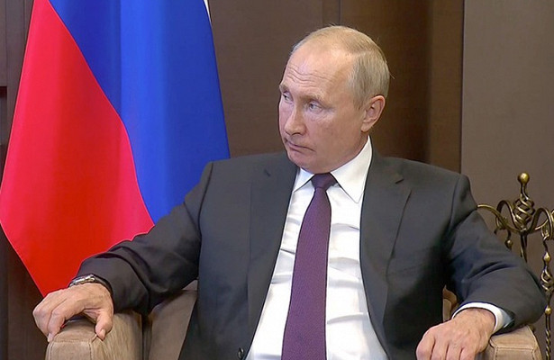 Путин поручил создать комитет поподготовке кпредседательству России вАрктическом совете