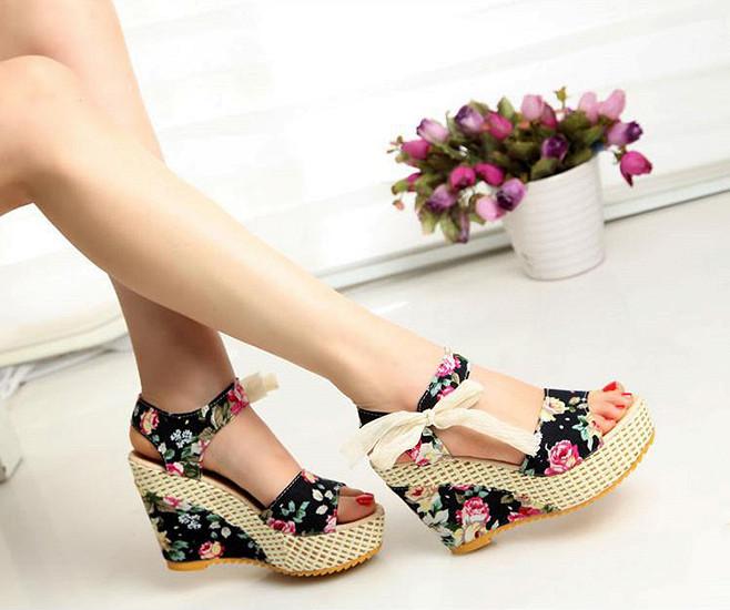 Алиэкспресс летняя обувь на платформе