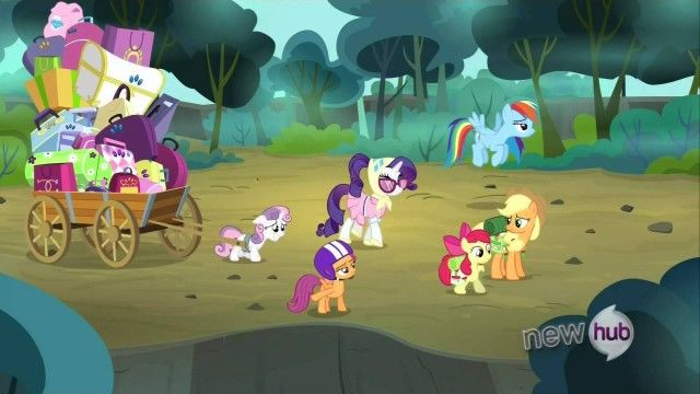 My Little Pony 'n Friends: S2 E13 - The Prince and the