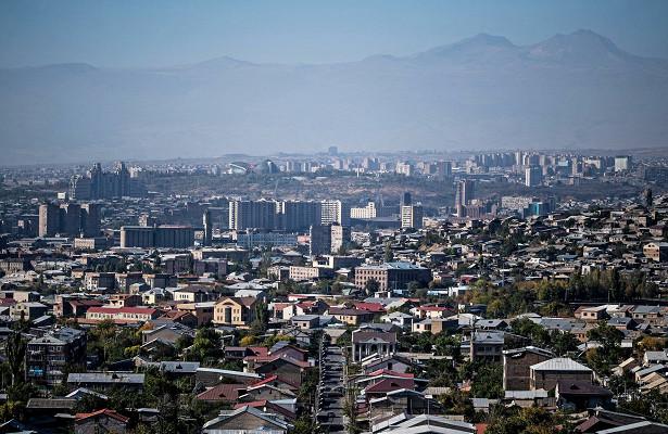 Армения сообщила осбитом недалеко отЕревана беспилотнике