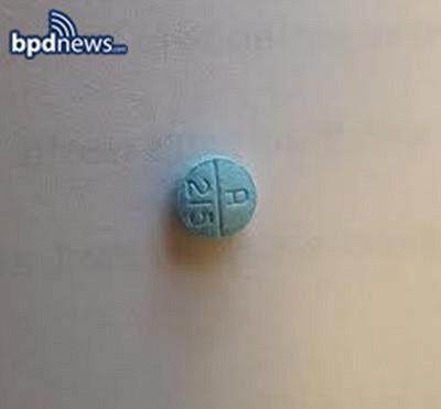 Fake 30 mg oxycodone m