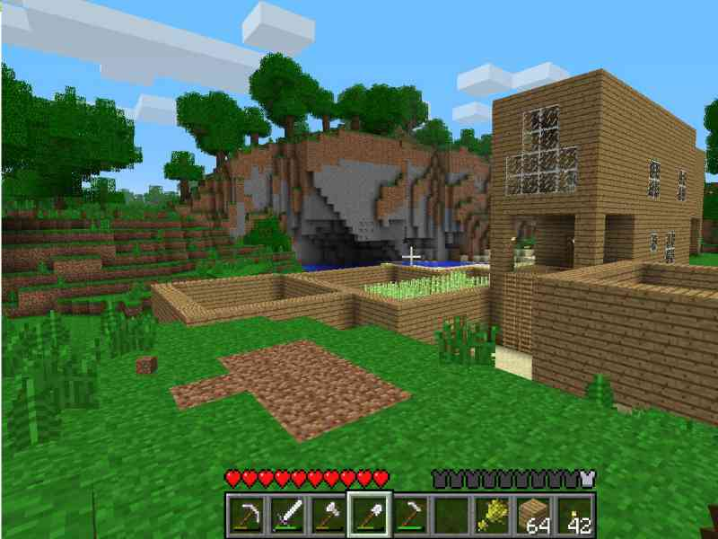 Minecraft Cracked Download - Free Direct Download