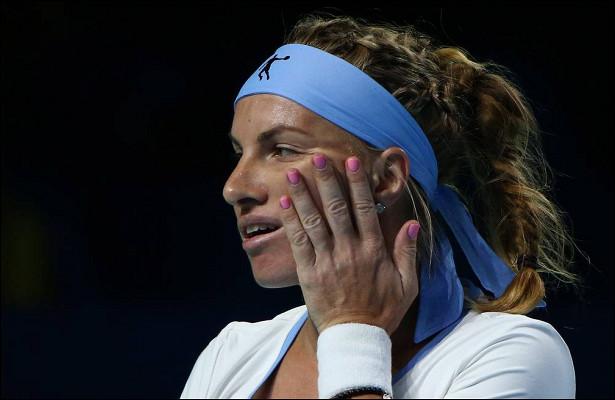 Светлана Кузнецова одержала победу впервом раунде Australian Open