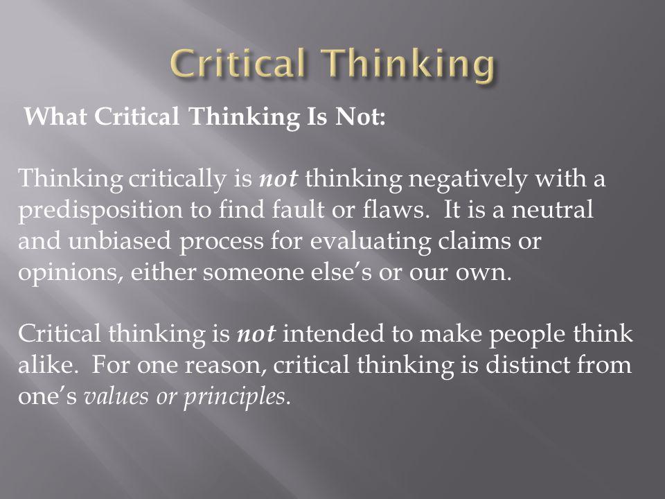 Critical And Analytical Thinking Skills - macmillanihecom