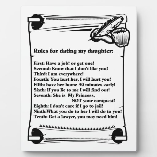 10 rules for dating my daughter pdf