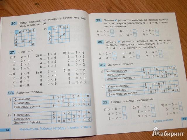 Ответы по математике 6 класс босова