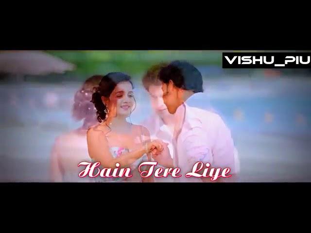 Tere Liye Star Plus Full song Kailash Kher - YouTube