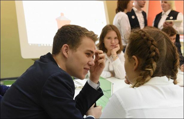 Открытое занятие посценической речи пройдет вшколе Мещанского района