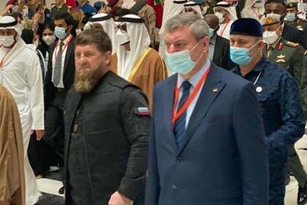 Зампремьера Украины объяснил фото сКадыровым протоколом