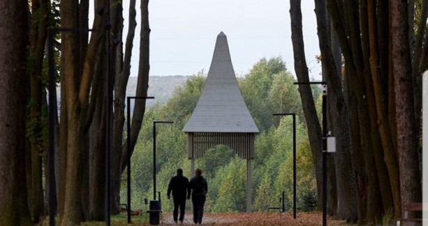 Мещовский парк благоустроили за40миллионов
