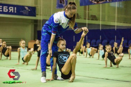 Юлия Бравикова провела мастер-класс вОГУ