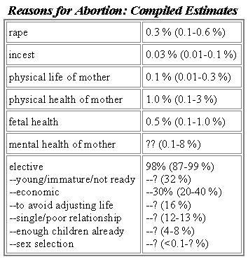 Research papers abortion should be illegal
