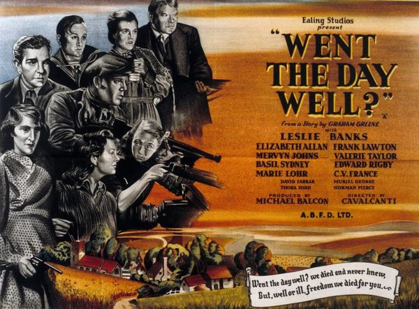The Next of Kin 1942 War Film Mervyn Johns, John