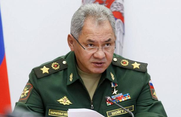 Шойгу заявил обугрозе НАТО награнице Союзного государства
