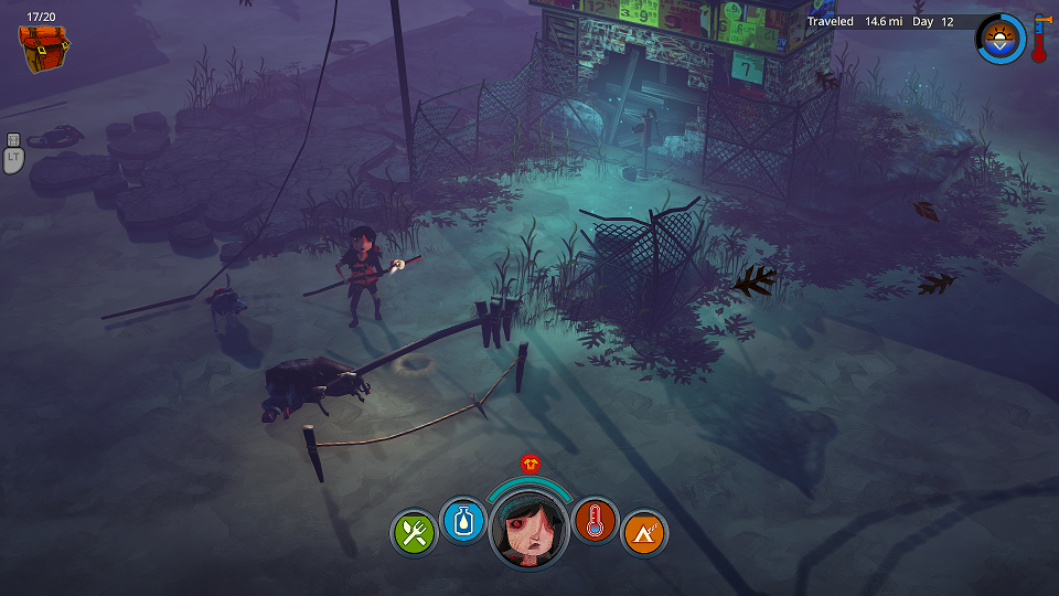 The Flame in the Flood - Download
