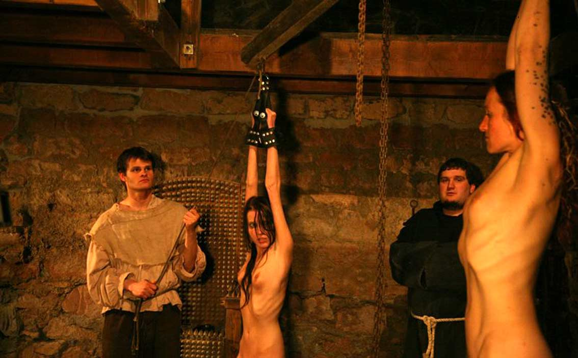 Dungeon Erotic Interrogation Story