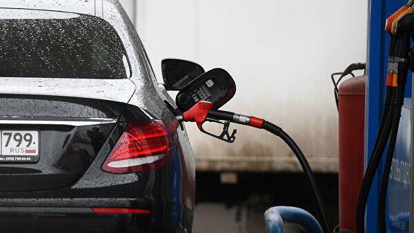 13недель подряд дорожает бензин наАЗСвМоскве