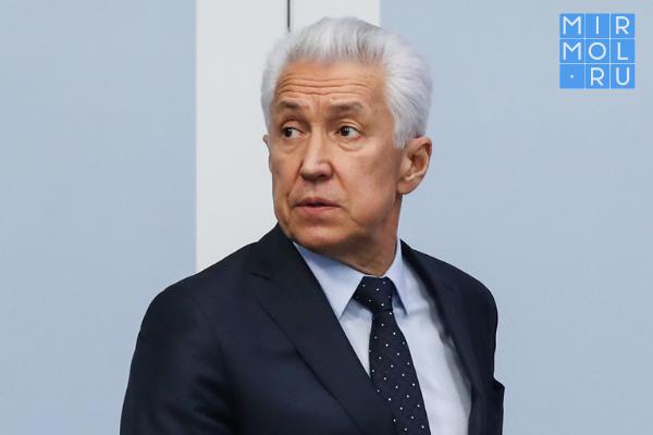 Владимир Васильев может вновь возглавить фракцию «Единой России» вГосдуме