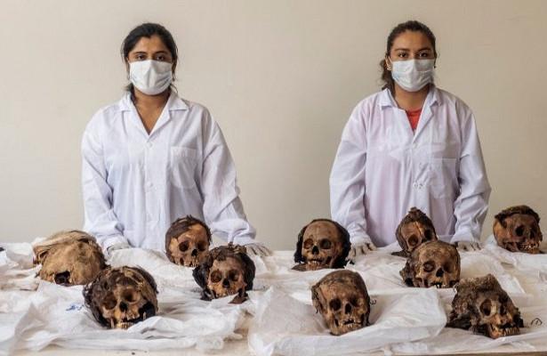 Ученые раскрыли массовое убийство детей вXVвеке