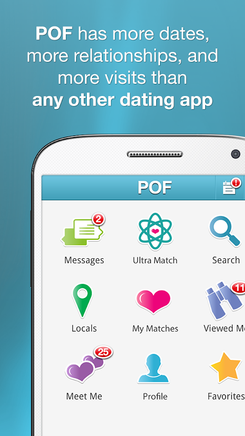 Best free android dating apps