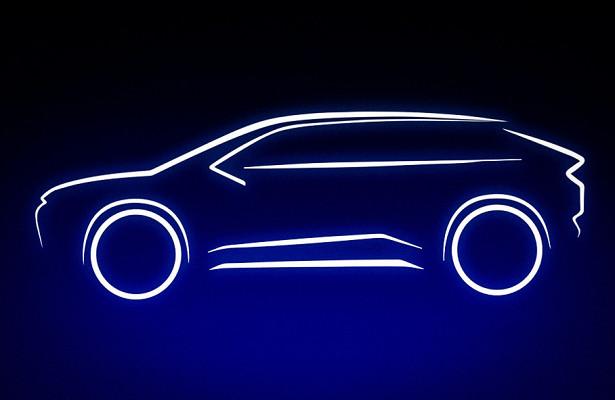 Размером сRAV4: Toyota анонсировала новый электрокроссовер