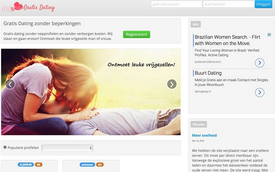 Beste gratis dating site