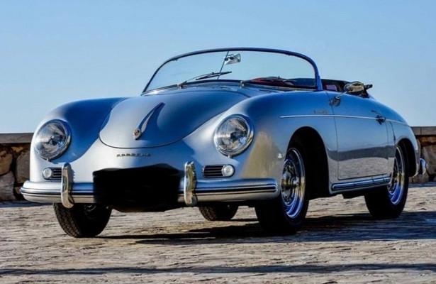 ВРоссии продают один изпервых спорткаров Porsche вмире
