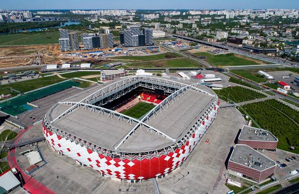Стадион «Спартака» переименуют в2021 году