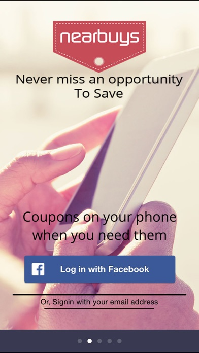 NearBuy APK Download - Free Shopping APP for