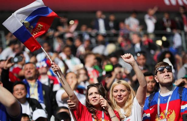 РФСсократил квоту зрителей матча Россия— Швеция
