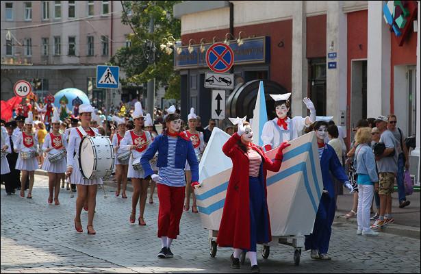 75-летие Калининграда будут праздновать 10— 11июля 2021