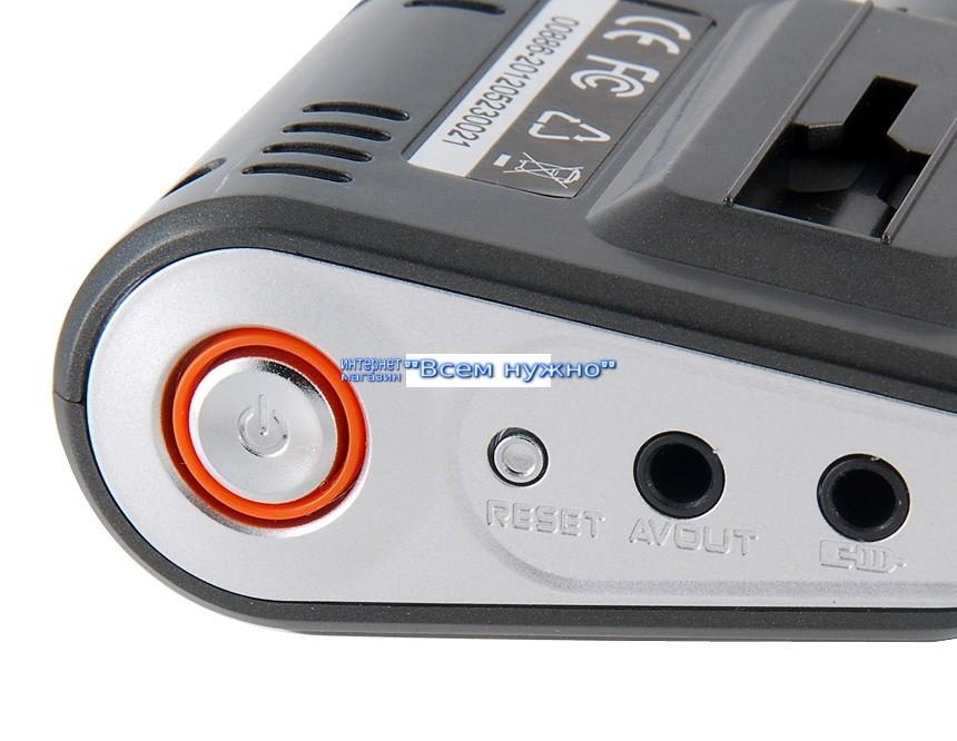 Шпионский видеорегистратор с выносной камерой