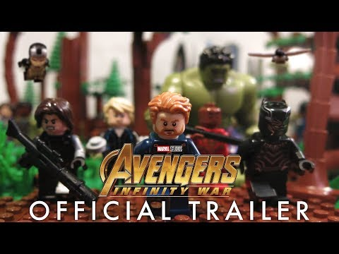 The Avengers: Infinity War Trailer is Here! - ComingSoonnet